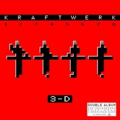 Kraftwerk - 3-D The Catalogue (2X 180G Vin