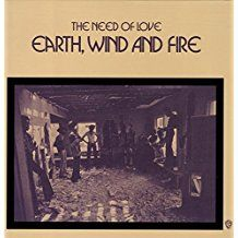 Earth, Wind & Fire - The Need Of Love (Vinyl)