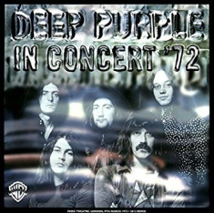 Deep Purple - In Concert '72 (2Lp+7
