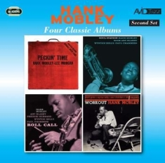 Mobley hank - Four Classic Albums