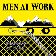 Men At Work - Business As Usual -Hq-