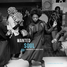 Blandade Artister - Wanted Soul