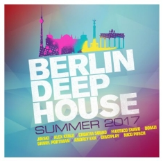 Blandade Artister - Berlin Deep House - Summer 2017