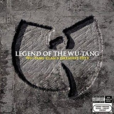 Wu-tang Clan - Legend Of The Wu-Tang: Wu-Tang Clan