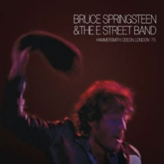 Springsteen Bruce & The E Street Ba - Hammersmith Odeon, London '75