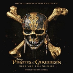 Geoff Zanelli - Pirates Of The Caribbean: Dead Men
