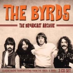 Byrds - Broadcast Archive - 3 Cd Box
