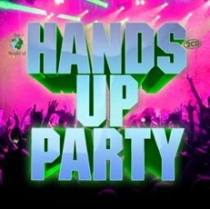 Blandade Artister - Hands Up Party
