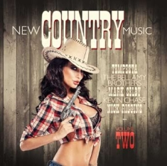 Blandade Artister - New Country Music Vol.2