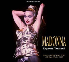 Madonna - Express Yourself Live In Dallas '90