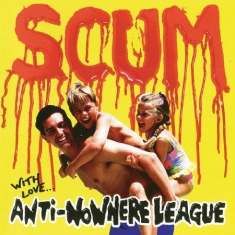 Anti-nowhere League - Scum - Deluxe Edition