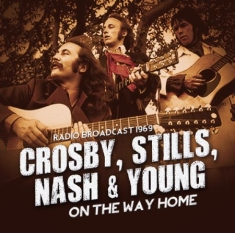 Crosby Stills Nash & Young - On The Way Home