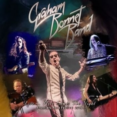 Graham Bonnet Band - Live... Here Comes The Night