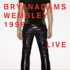 Bryan Adams - Live At Wembley 1996 (2Cd)