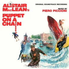 Piccioni Piero - Puppet On A Chain (Soundtrack)