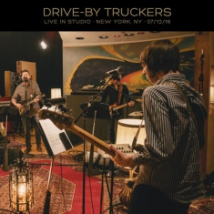 Drive-By Truckers - Live In Studio