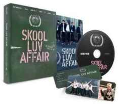 BTS - SKOOL LUV AFFAIR (2nd mini)