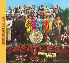 Beatles - Sgt Pepper's... (2017 Stereo Mix)