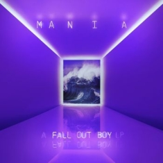 Fall Out Boy - M A N I A (Vinyl)