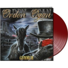 Orden Ogan - Gunmen (Ltd. Gtf. Red Vinyl)