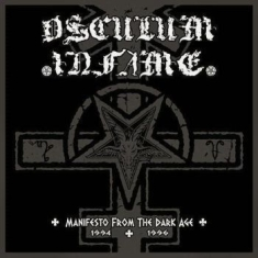 Osculum Infame - Manifesto From The Dark Age (1994-1