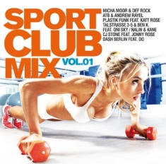 Blandade Artister - Sport Club Mix Vol.1