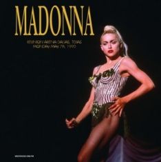 Madonna - Live Dallas Texas 1990