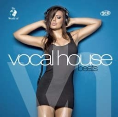 Blandade Artister - Vocal House Beats