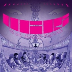 Shabazz Palaces - Quazarz Vs. The Jealous Machines (L