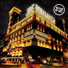 Joe Bonamassa - Live At Carnegie Hall - An Aco