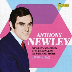 Anthony Newley - Newley Compiled
