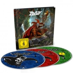 Edguy - Monuments (2Cd+Dvd Digibook)