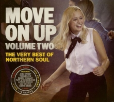 Various artists - Move on up vol 2