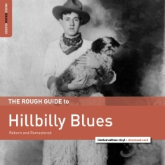 Blandade Artister - Rough Guide To Hillbilly Blues
