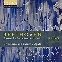 Beethoven, Ludwig Van - Sonatas For Fortepiano And Violin,
