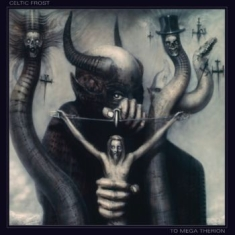Celtic Frost - To Mega Therion (2-Lp, 180 Gra