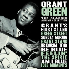 Grant Green - Classic Albums Collection The (4 Cd