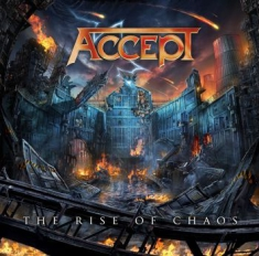 Accept - The Rise Of Chaos (2Lp Black)