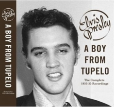 Presley Elvis - A Boy From Tupelo: The Complete 195