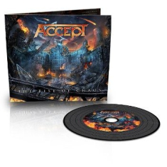 Accept - The Rise Of Chaos (Digipak)
