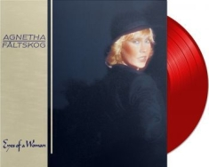 Agnetha Fältskog - Eyes Of A Woman (Ltd Red  Vinyl)