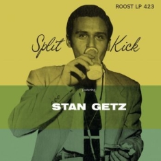 Stan Getz - Split Kick (1X10