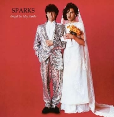 Sparks - Angst In My Pants (+ Cd (3 Extratra