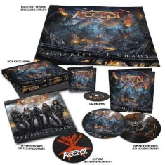 Accept - The Rise Of Chaos (Box)