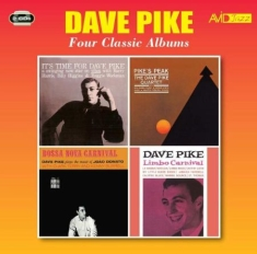 Pike Dave - Four Classic Albums