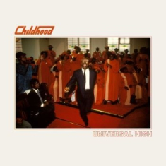 Childhood - Universal High (Red Coulored Vinyl)