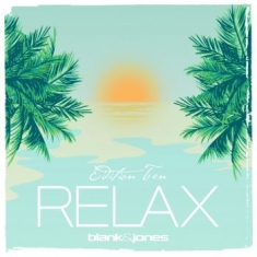 Blank & Jones - Relax Edition 10 (Ten) (2 Cd)