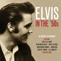 Elvis Presley - In The 50\s