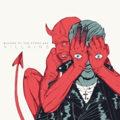 Queens Of The Stone Age - Villains (Deluxe-180G Vinyl+Artwork
