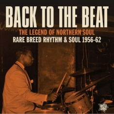 Blandade Artister - Back To The Beat - Rare Breed Rhyth